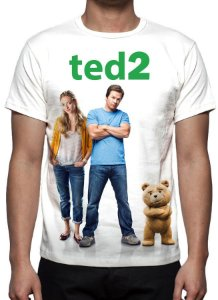 TED 2 - Camiseta de Cinema