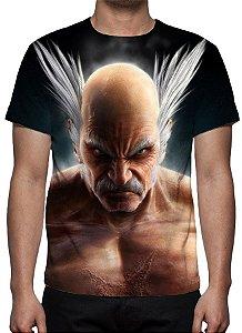 TEKKEN 6 - Heihachi Michima - Camiseta de Games