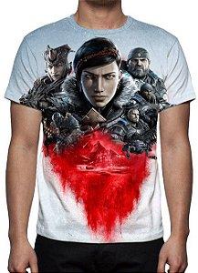 GEARS OF WAR 5 - Camiseta de Games