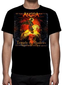 ANGRA - Temple of Shadows - Camiseta de Rock