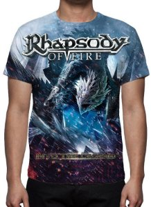 RHAPSODY OF FIRE - Into the legends - Camiseta de Rock