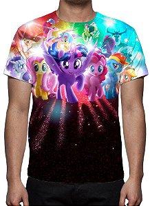 MY LITTLE PONY - Meu Querido Poney O Filme - Camiseta de Desenhos