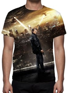 BUSCA IMPLACÁVEL 3 - Camiseta de Cinema