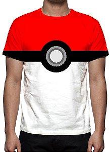 POKÉMON - Pokébola - Camiseta de Animes