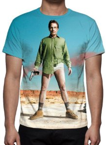 BREAKING BAD - Deserto - Camiseta de Séries