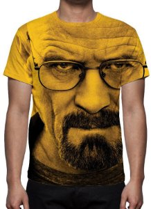 BREAKING BAD - Heisenberg - Camiseta de Séries