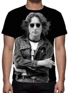 BEATLES - Jonh Lennon - Camiseta de Séries
