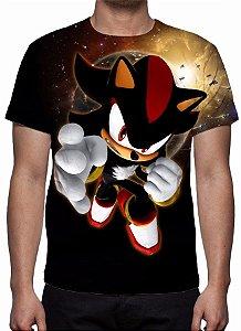 SONIC - Shadow - Camiseta de Games
