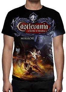 CASTLEVANIA - Lords of Shadow Mirror of Fate - Camiseta de Games