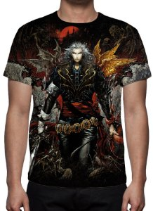 CASTLEVANIA - Curse of Darkness - Camiseta de Games