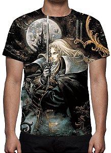 CASTLEVANIA - Symphony of the Night - Camiseta de Games