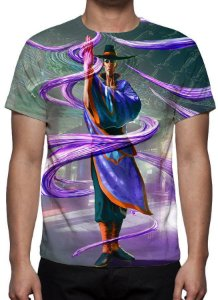 STREET FIGHTER 5 - F.A.N.G. - Camisetas de Games