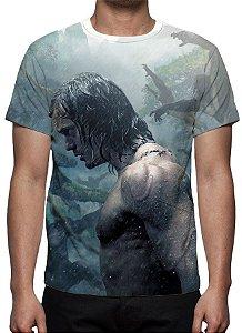LENDA DE TARZAN, A - Camiseta de Cinema