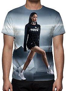 RIHANNA - Modelo 5 - Camiseta de Música