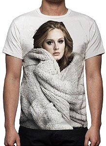 ADELE - Modelo 1 - Camiseta de Música