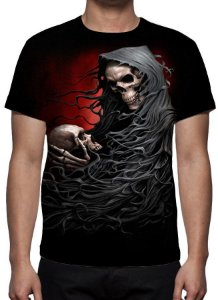 REAPER MORTE - Anjo da Morte - Camiseta Variada