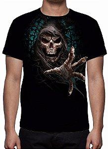 REAPER MORTE - Floresta - Camiseta Variada