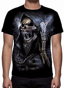 REAPER MORTE - Horror Music - Camiseta Variada