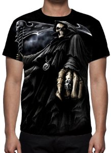 REAPER MORTE - You Are Dead -  Camiseta Variada