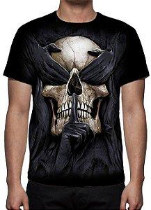 REAPER MORTE - Segredo - Camiseta Variada