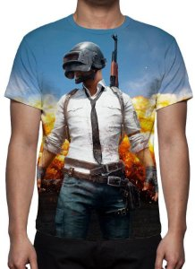 PUBG - Players Unknown´s Battlegrounds - Camiseta de Games