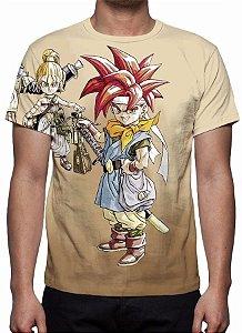 CHRONO TRIGGER - Chronno - Camiseta de Games