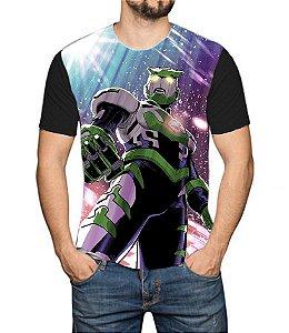 TIMERMAN - Pose - Camiseta de Heróis Brasileiros