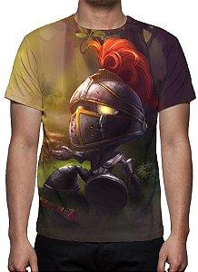 LEAGUE OF LEGENDS - Amumu Mini Cavaleiros - Camiseta de Games
