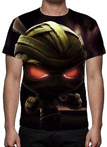 LEAGUE OF LEGENDS - Amumu - Camiseta de Games