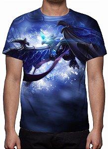 LEAGUE OF LEGENDS - Anividia Gelo Sombrio - Camiseta de Games