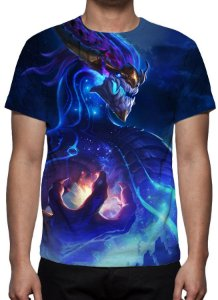 LEAGUE OF LEGENDS - Aurelion Sol Forjador - Camiseta de Games