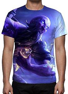LEAGUE OF LEGENDS - Ryze Mago Único Modelo 1 - Camiseta de Games