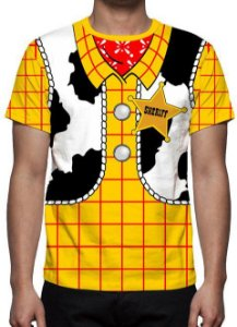 UNIFORMES - Toy Story Woody - Camiseta Variada