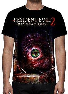 RESIDENT EVIL - Revelations 2 - Camiseta de Games