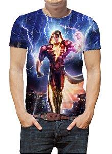 DC COMICS - Shazan - Camiseta de Desenhos