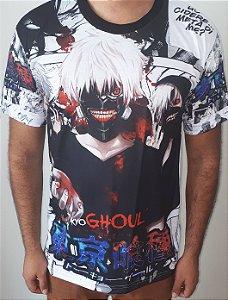TOKYO GHOUL - Kaneki Ken - Camiseta de Anime