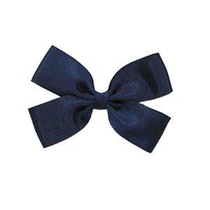 Laço Infantil Azul Marinho - M