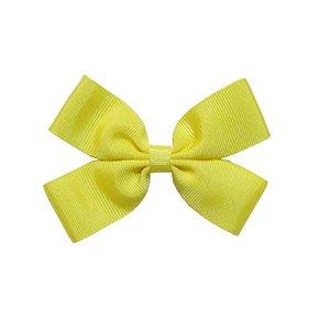 Laço Infantil Amarelo - M
