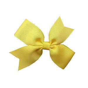 Laço para Cabelo Amarelo - M