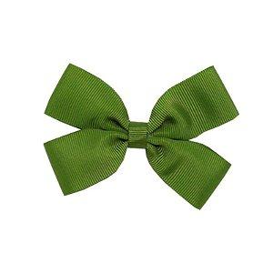 Laço Infantil Verde Escuro - M