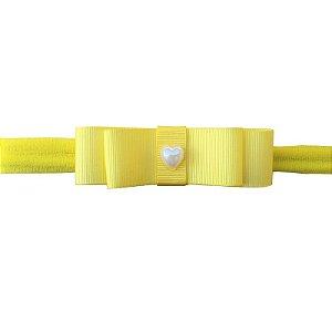 Faixa de Bebê Amarela - Chanel