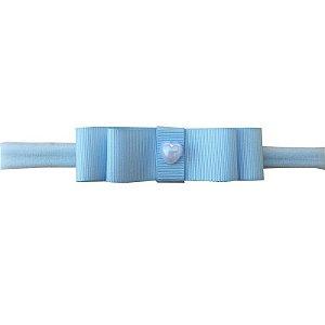 Faixa de Bebê Azul Claro - Chanel