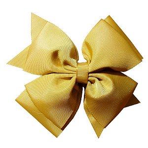 Laço Grande Dourado - G