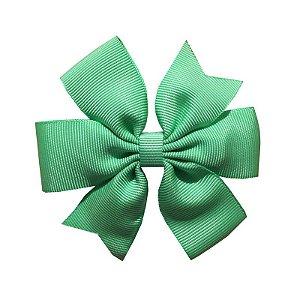 Laço de Cabelo Verde Claro - M