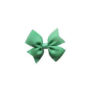 Laço para Cabelo Infantil Verde Claro - P