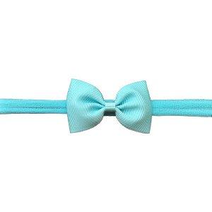 Faixinha para Bebê Azul Tiffany