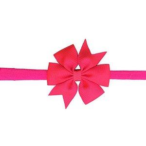 Faixa para Bebê Rosa Pink