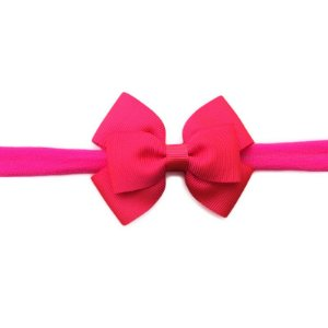 Faixa de Cabelo Infantil - Rosa Pink