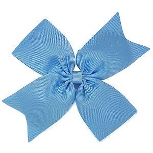 Laço de Gorgurão Azul Claro - G