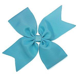Laço de Gorgurão Azul Tiffany - G